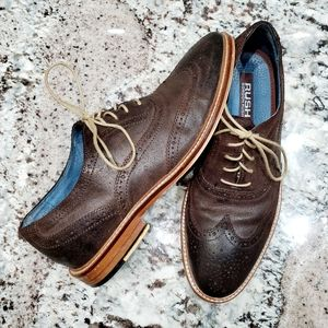 RUSH by GORDON RUSH Emory Wingtip Oxford shoes